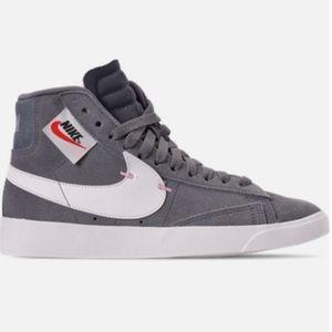 NEW Women's Nike Blazer Mid Rebel Casual Shoes